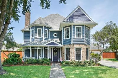 Single Family Home For Sale: 86 Chateau Rothchild Drive