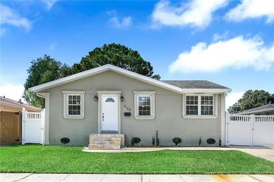 Single Family Home For Sale: 669 Baron Lane