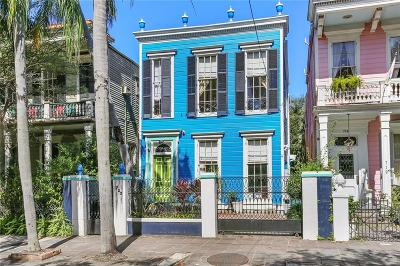New Orleans Townhouse For Sale