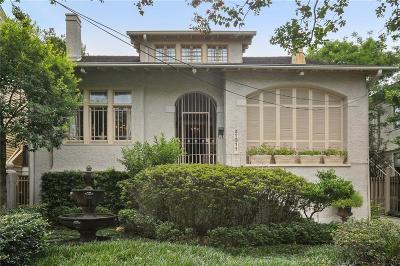 Single Family Home For Sale: 1311 Valmont Street
