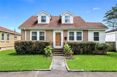 Single Family Home For Sale: 6759 Canal Boulevard