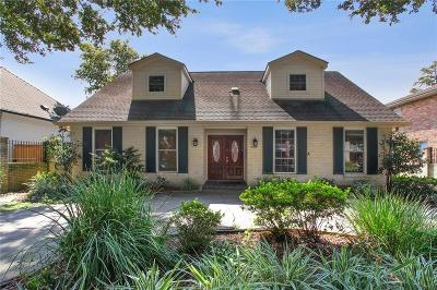Single Family Home For Sale: 5510 Cherlyn Drive