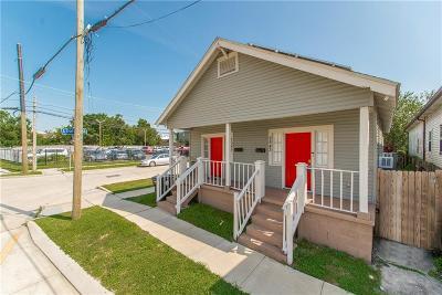Jefferson Parish, Orleans Parish Multi Family Home For Sale: 2543-45 Gravier Street