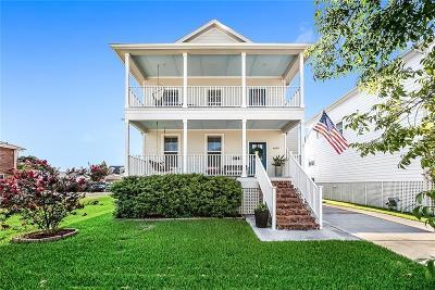 Single Family Home For Sale: 6605 Fleur De Lis Drive