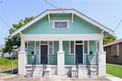 Jefferson Parish, Orleans Parish Multi Family Home For Sale: 812-14 Homer Street