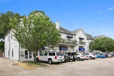 Jefferson Parish, Orleans Parish Multi Family Home For Sale: 200 Metairie Road #A