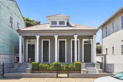 French Quarter Multi Family Home For Sale: 731 Dauphine Street #B