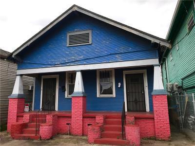 Jefferson Parish, Orleans Parish Multi Family Home For Sale: 2104 Marais Street