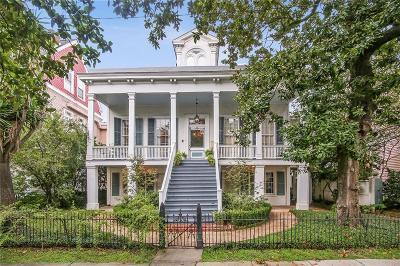 Jefferson Parish, Orleans Parish Multi Family Home For Sale: 3211 Prytania Street #3