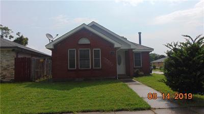 Single Family Home For Sale: 4801 Francisco Verrett Drive