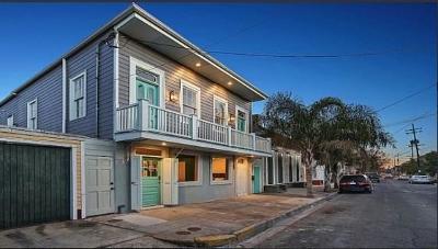Jefferson Parish, Orleans Parish Multi Family Home For Sale: 931 Touro Street