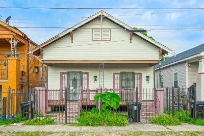 Jefferson Parish, Orleans Parish Multi Family Home For Sale: 2132 Saint Roch Avenue