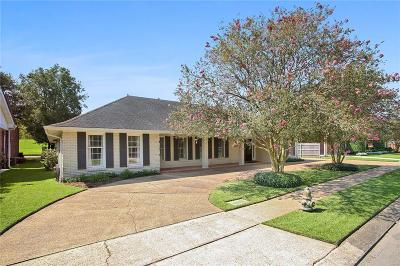 Single Family Home For Sale: 7312 Stoneleigh Drive