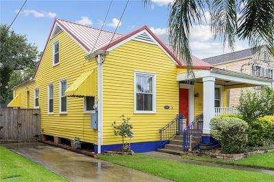 Single Family Home For Sale: 5409 York Street