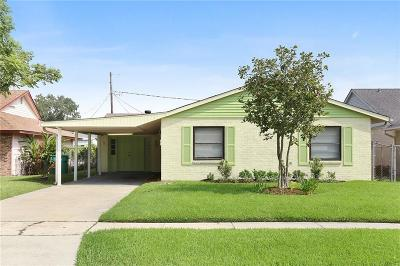 Single Family Home For Sale: 4041 Cypress Street