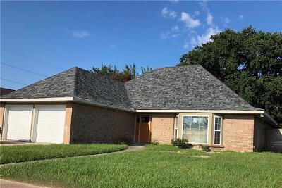 Single Family Home For Sale: 7330 Dalewood Road