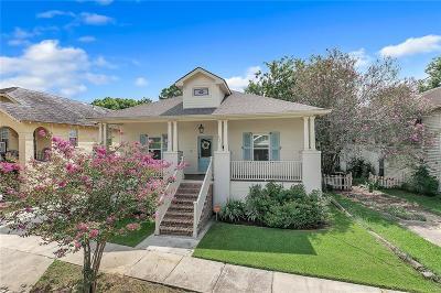 Single Family Home For Sale: 3217 Upperline Street