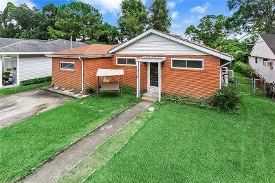 Single Family Home For Sale: 4426 Senator Tobey Street