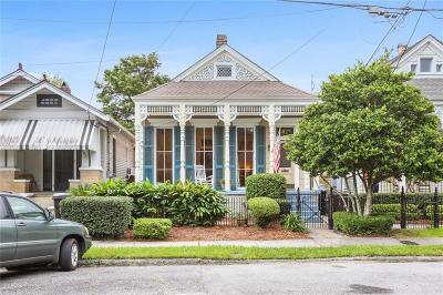 Single Family Home For Sale: 6027 Laurel Street