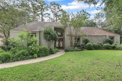 Mandeville LA Single Family Home For Sale: $370,000