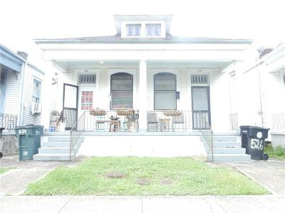 Jefferson Parish, Orleans Parish Multi Family Home For Sale: 524 S Pierce Street