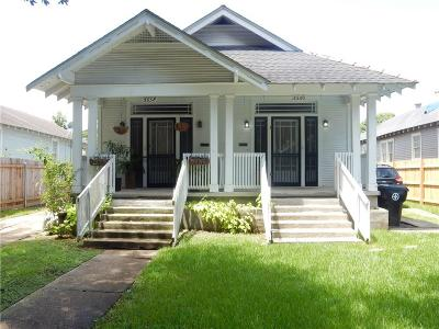 Jefferson Parish, Orleans Parish Multi Family Home For Sale: 5558 Rosemary Place