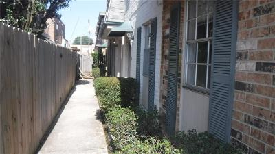 Jefferson Parish, Orleans Parish Multi Family Home For Sale: 2117 Giuffrias Avenue #17