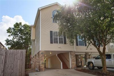 Destrehan, St. Rose Townhouse For Sale: 23 Houmas Place