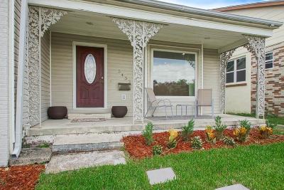 Single Family Home For Sale: 5433 Vermillion Boulevard Boulevard