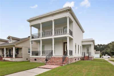 Single Family Home For Sale: 6901 West End Boulevard