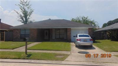 Single Family Home For Sale: 7820 Pebble Drive