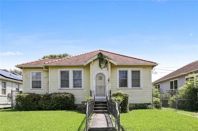 Single Family Home For Sale: 3725 Paris Avenue