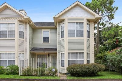 Jefferson Parish, Orleans Parish Multi Family Home For Sale: 208 Audubon Trace Place #208