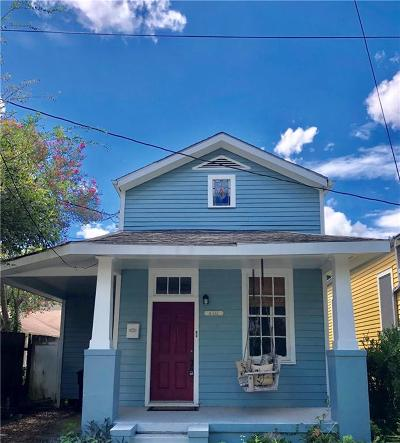 Single Family Home For Sale: 6322 Annunciation Street