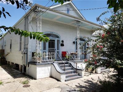 Single Family Home For Sale: 2231 Ursulines Avenue