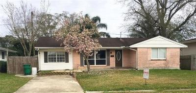 Single Family Home For Sale: 3709 Bissonet Drive