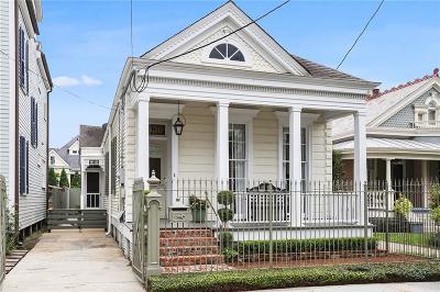 Single Family Home For Sale: 3930 Chestnut Street