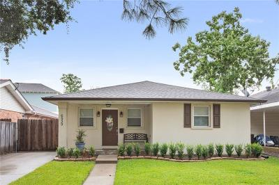 Single Family Home For Sale: 6539 Bellaire Drive
