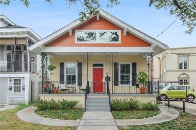 Multi Family Home For Sale: 520 S Jefferson Davis Parkway