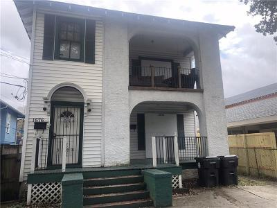 Single Family Home For Sale: 1674 N Broad Street
