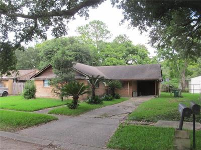 Single Family Home For Sale: 929 Barnes Drive