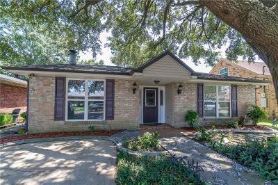 Metairie Single Family Home For Sale: 2625 N Sibley Street