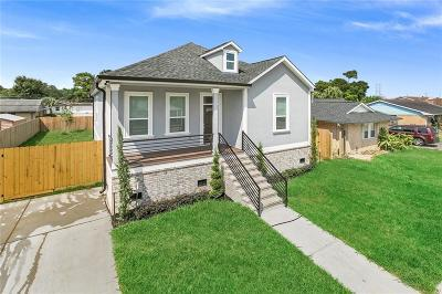 Metairie Single Family Home For Sale: 1404 Vegas Drive
