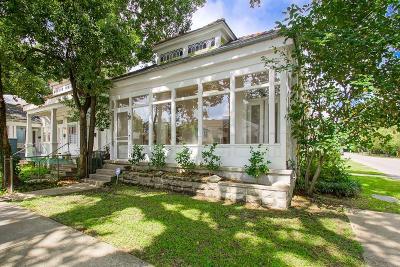 Single Family Home For Sale: 7200 Prytania Street
