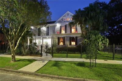 Single Family Home For Sale: 1307 Valence Street