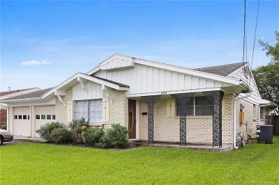 Metairie Single Family Home For Sale: 4301 Apollo Drive