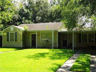 River Ridge, Harahan Single Family Home For Sale: 181 Virginia Parkway