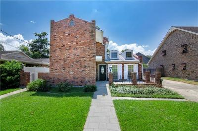 Metairie Single Family Home For Sale: 4540 Folse Drive