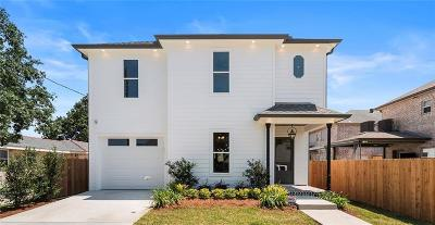 Metairie Single Family Home For Sale: 222 Poplar Ave Avenue