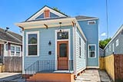Single Family Home For Sale: 822 N Lopez Street
